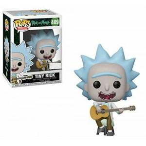Funko POP Animation Rick and Morty 489 Tiny Rick