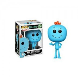 Funko POP Animation Rick and Morty 174 Mr. Meeseeks