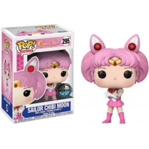"Funko POP Animation Sailor Moon 295 Chibi Moon ""Sparkle Glitter"" Exclusive"