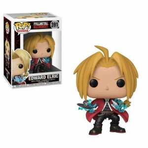 Funko POP Animation Full Metal Alchemist 391 Edward Elric