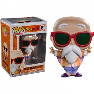 Funko POP Animation Dragonball Z 381 Master Roshi(Peace Sign) Exclusive