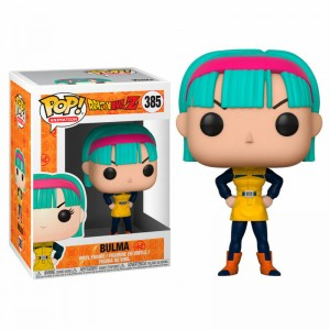 Funko POP Animation Dragonball Z 385 Bulma