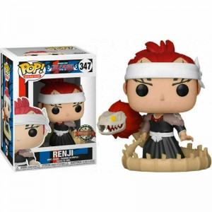 Funko POP Animation Bleach 347 Renji Exclusive
