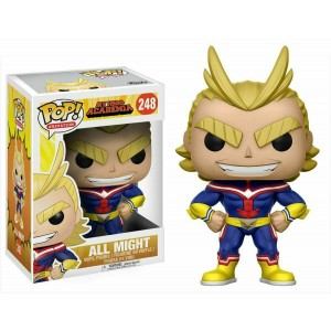 Funko POP Animation My Hero Accademia 248 All-Might
