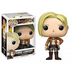 Funko POP Animation Attack Of Titan 236 Annie Leonhart