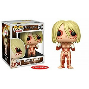 "Funko POP Animation Attack Of Titan 233 Female Titan ""Over Size"""