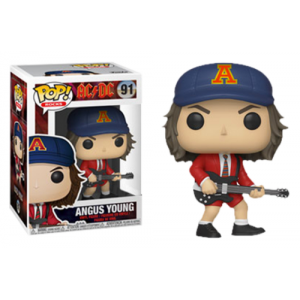 Funko POP Rocks 91 AC/DC Angus Young Exclusive