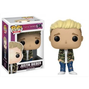 Funko POP Rocks 56 Justin Bieber