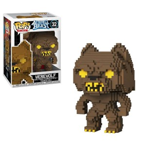 Funko POP 8-Bit Altered Beast 32 Werewolf