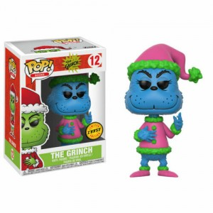 "Funko POP Books The Grinch 12 The Grinch ""Chase"""