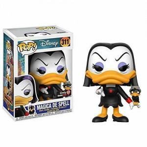 Funko POP Disney Ducktales 311 Magica The Spell Exclusive