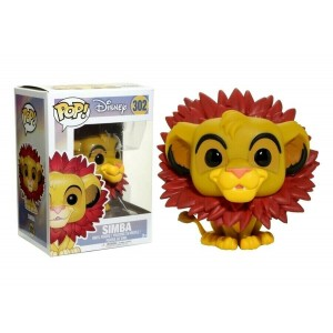 Funko POP Disney The Lion King 302 Simba