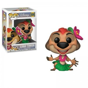 Funko POP Disney The Lion King 500 Luau Timon