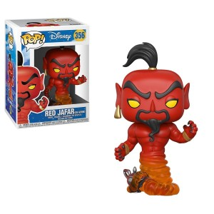 Funko POP Disney Aladdin 356 Red Jafar as Genie