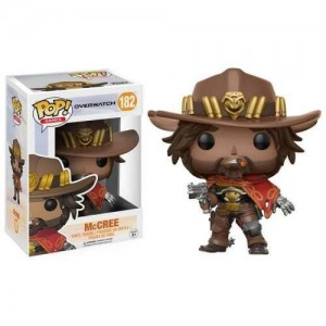 Funko POP Games Overwatch 182 McCree