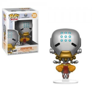 Funko POP Games Overwatch 305 Zenyatta