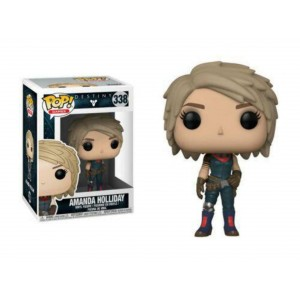 Funko POP Games Destiny 338 Amanda Holliday
