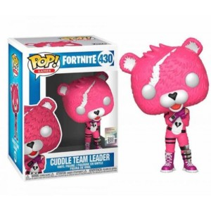 Funko POP Games Fortnite 430 Cuddle Team Leader