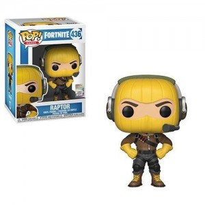 Funko POP Games Fortnite 436 Raptor