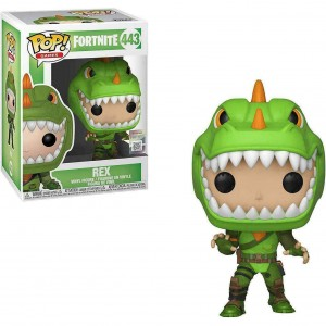 Funko POP Games Fortnite 443 Rex