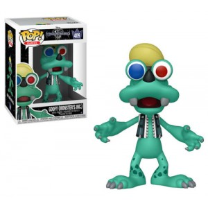 Funko POP Games Kingdom Hearts 409 Goofy(Monster's Inc.)