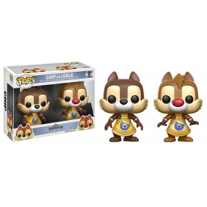Funko POP Games Kingdom Hearts Chip & Dale 2-Pack