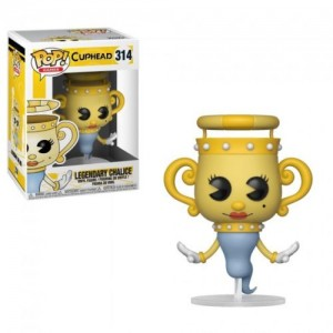 Funko POP Games Cuphead 314 Legendary Chalice