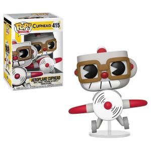 Funko POP Games Cuphead 415 Aeroplane Cuphead