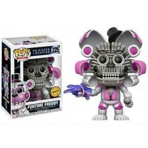 "Funko POP Games FNAF 225 Funtime Freddy ""Chase"""