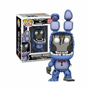 Funko POP Games FNAF 232 Withered Bonnie Exclusive