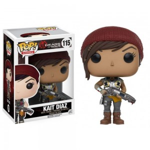 Funko POP Games Gears Of War 115 Kait Diaz