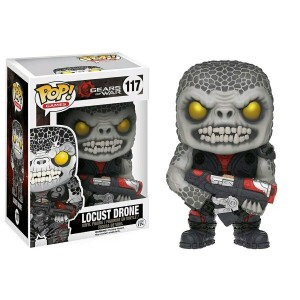 Funko POP Games Gears Of War 117 Locust Drone