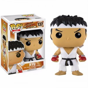 Funko POP Games Street Fighter 137 Ryu