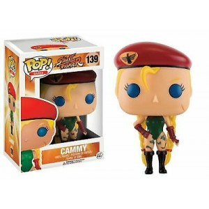 Funko POP Games Street Fighter 139 Cammy