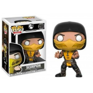 Funko POP Games Mortal Kombat 250 Scorpion