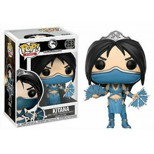 Funko POP Games Mortal Kombat 253 Kitana
