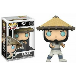 Funko POP Games Mortal Kombat 254 Raiden
