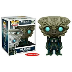 """Funko POP Games Mass Effect Andromeda 191 The Archon """"Over Size"""""""