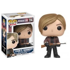 Funko POP Games Resident Evil 156 Leon