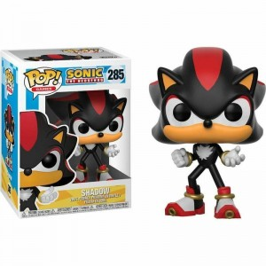 Funko POP Games Sonic The Hedgehog 285 Shadow