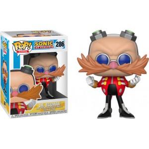 Funko POP Games Sonic The Hedgehog 286 Dr. Eggman