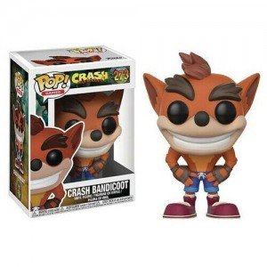 Funko POP Games Crash Bandicoot 273 Crash Bandicoot