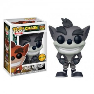 "Funko POP Games Crash Bandicoot 273 Crash Bandicoot ""Chase"""