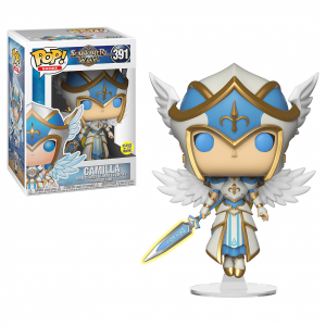 Funko POP Games Summoner Wars 391 Camilla