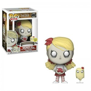 Funko POP Games Don't Starve 402 Wendy & Abigail