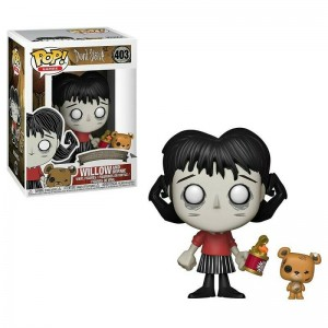 Funko POP Games Don't Starve 403 Willow & Bernie