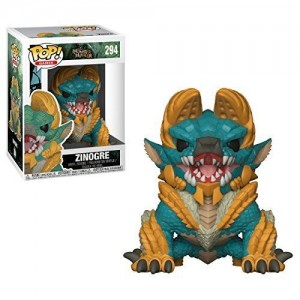 Funko POP Games Monster Hunter 294 Zinogre