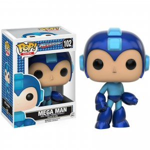 Funko POP Games Mega Man 102 Mega Man