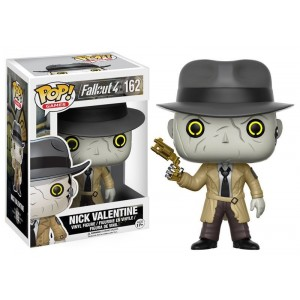 Funko POP Games Fallout 4 162 Nick Valentine