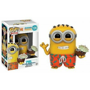 Funko POP Games Minions Paradise 120 Phil
